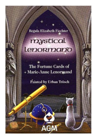Fortune Cards - Mystical Lenormand - 56 x 89 mm