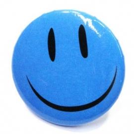 Retro button Smilie 4