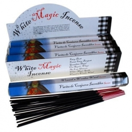 White Magic wierookstokjes - Wizard's Wonder Wand