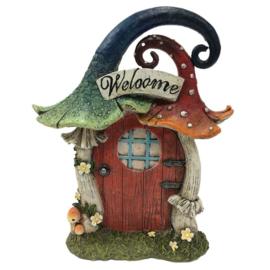 Mushroom Welcome - feedeur - 20.5 cm hoog