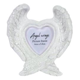 Fotolijst Angel Wings Engelenvleugels - 12 x 13 cm