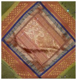 Kussenhoes sarizijde 26 - 40 x 40 cm