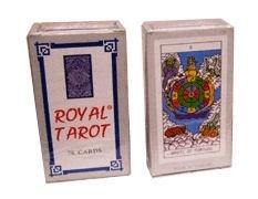 Royal Tarot groot