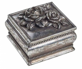 Alchemy of England The Vault - Antique Rose - sieradendoosje - 9 x 9 x 7 cm