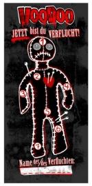 Voodoo map wraak artikel