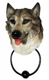 Wolf deurklopper