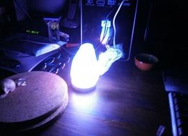 Zoutlampen & USB lampen