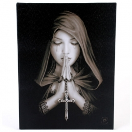 Anne Stokes wall plaques