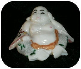 Kama Sutra Boeddha gekleurd 7 x 12 cm