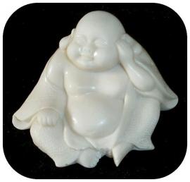 Kama Sutra Boeddha wit 10 x 15 cm