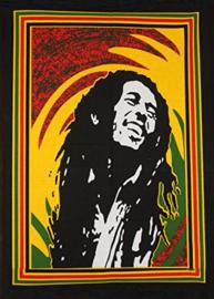 Wandkleed Bob Marley Legend - 80 x 110 cm