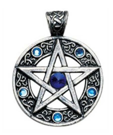 Nordic Lights - Celtic Pentagram - for willpower and success