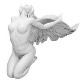Angel's Freedom - Erotisch Beeld van een blote Engel - 40 cm hoog