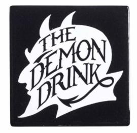Alchemy of England keramieke onderzetter - Demon Drink - 9.3 x 9.3 cm