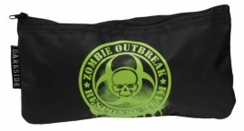 Darkside potloodzak - Zombie Outbreak Response team - zwart