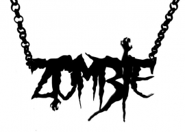 Curiology nekketting - Zombie  - tekst
