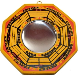 Convex Feng Shui Bagwa spiegel 3