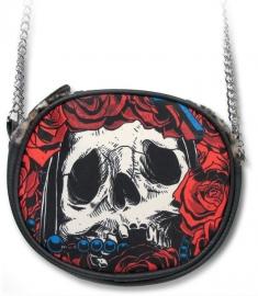 Handtas / schoudertas op ketting - Rosary - 18 x 15 cm
