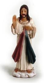 Jezus Christus Misericorde beeld 15 cm
