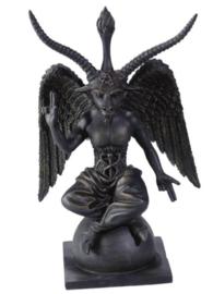 Baphomet Zwart - 23 cm hoog