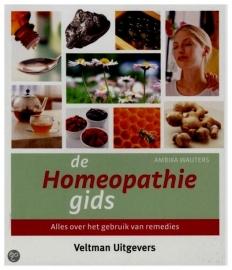 De Homeopathiegids - Veltman Uitgevers