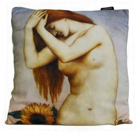 Cushion cover - Sunflower Girl