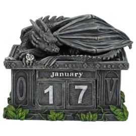 Fortune's Keeper - 3d kalender met draak