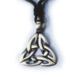 Trinity Knot 4 - 3 cm lang