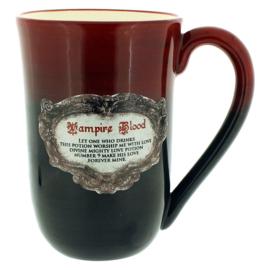 Mok Vampire's Blood - 15 cm hoog