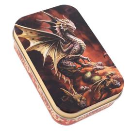 Blik Anne Stokes Desert Dragon - 10 x 6 x 2.5 cm