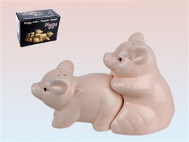 Zout & peperset Passionate Piggies