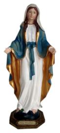Maria de Wonderdadige - polystone beeld - 30 cm hoog