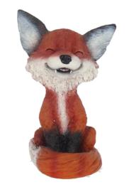 Count Foxy Vampier Vos 10 cm hoog