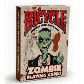 Bicycle Zombies spelkaarten