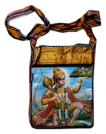 Indian Gods shoulder bags