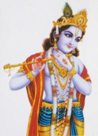 Sticker Krishna 4