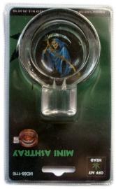 Glaze mini asbak Magere Hein - 6 x 8 x 3.5 cm