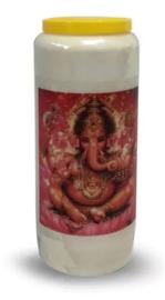 Noveenkaars Shree Ganesh - 6 x 6 x 17 cm
