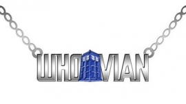 Dr Who nekketting 'Who Man'