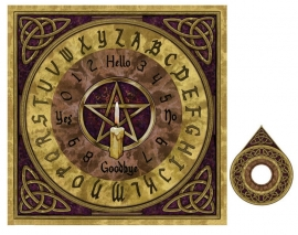 Ouija bord Pentagram