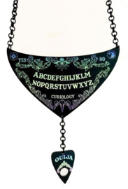 Curiology nekketting Pastel Goth Seance Necklace - 10 cm breed