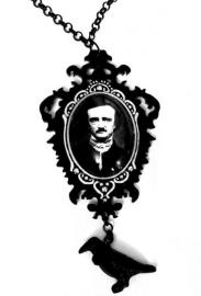 Curiology nekketting Edgar Allan Poe - 12 cm hoog