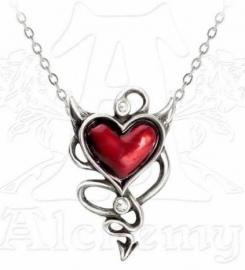 Alchemy UL 17 ketting - Devil Heart