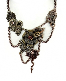 Restyle nekketting  - Steampunk Fusion