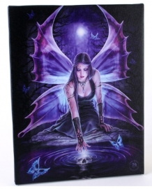 Immortal Flight - wandbord van Anne Stokes - 25 x 19 cm