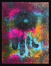 Muurkleed Wandkleed Droomvanger gekleurd  - 80 x 110 cm