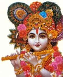 Sticker Krishna 9