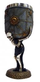 Kelk - Atlas - 18 cm hoog
