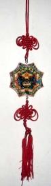 Feng Shui hanger leeuwenhoofd