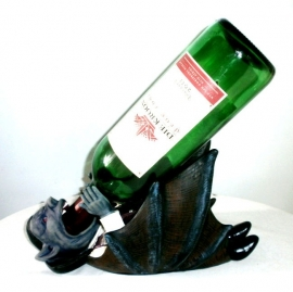 Guzzler Vampire - wine bottle holder